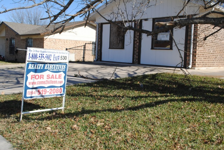Killeen-area home sales
