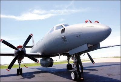 RC-26 'eye in the sky' rapidly deploys with Hurricane Dolly relief efforts