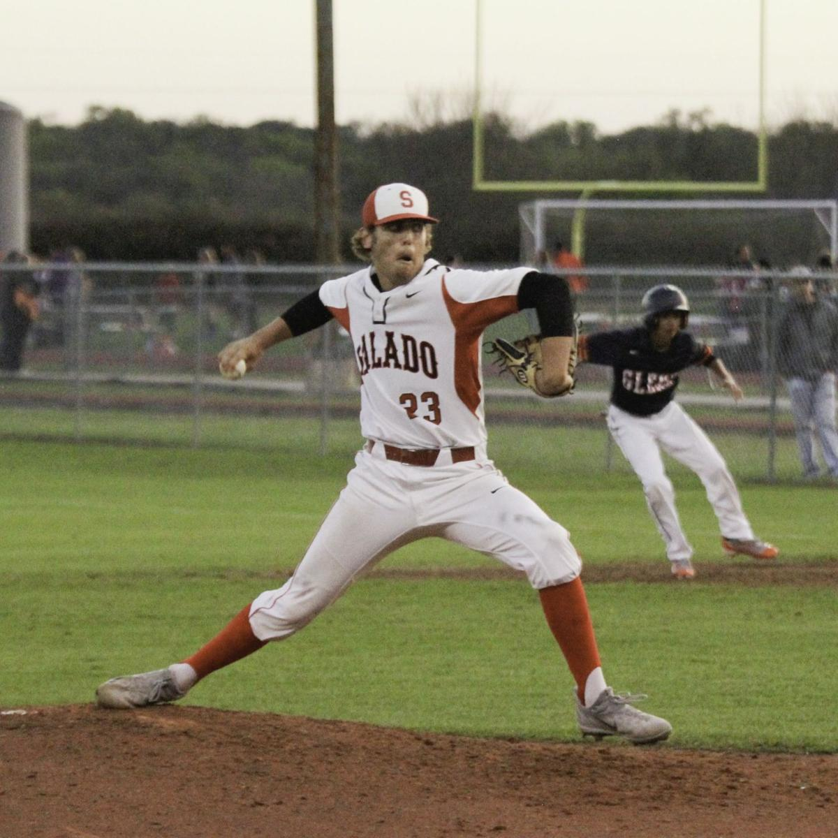 Leander Glenn-Salado baseball