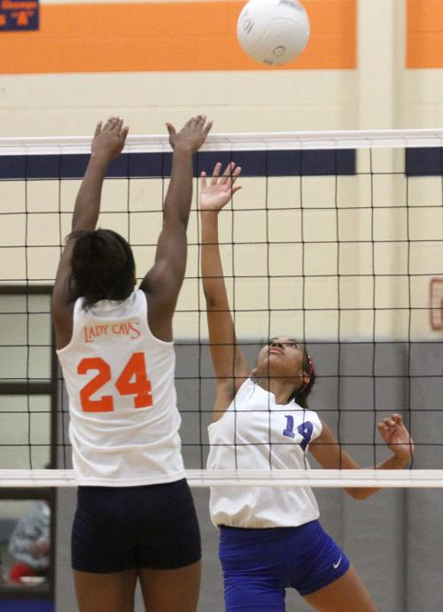 Middle School Volleyball: Patterson v. Liberty Hill