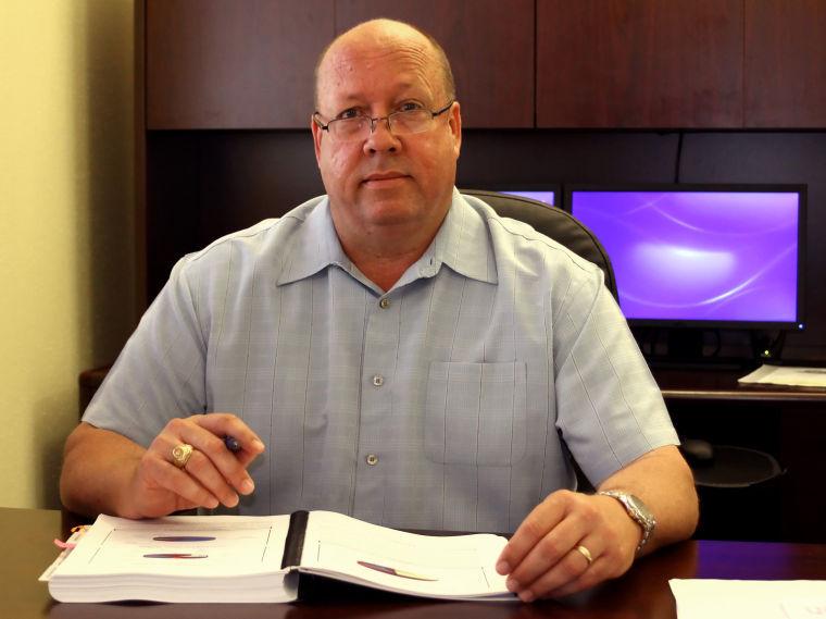 Killeen City Manager Glenn Morrison
