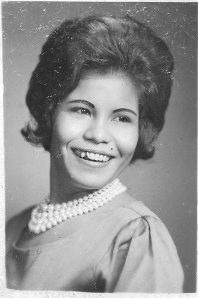 Janie Almanza Trevino
