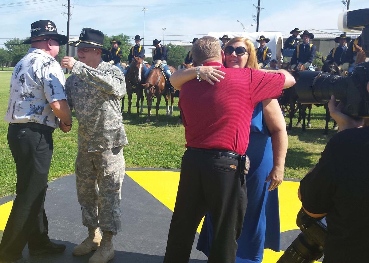 Maj. Gen. Cox retires