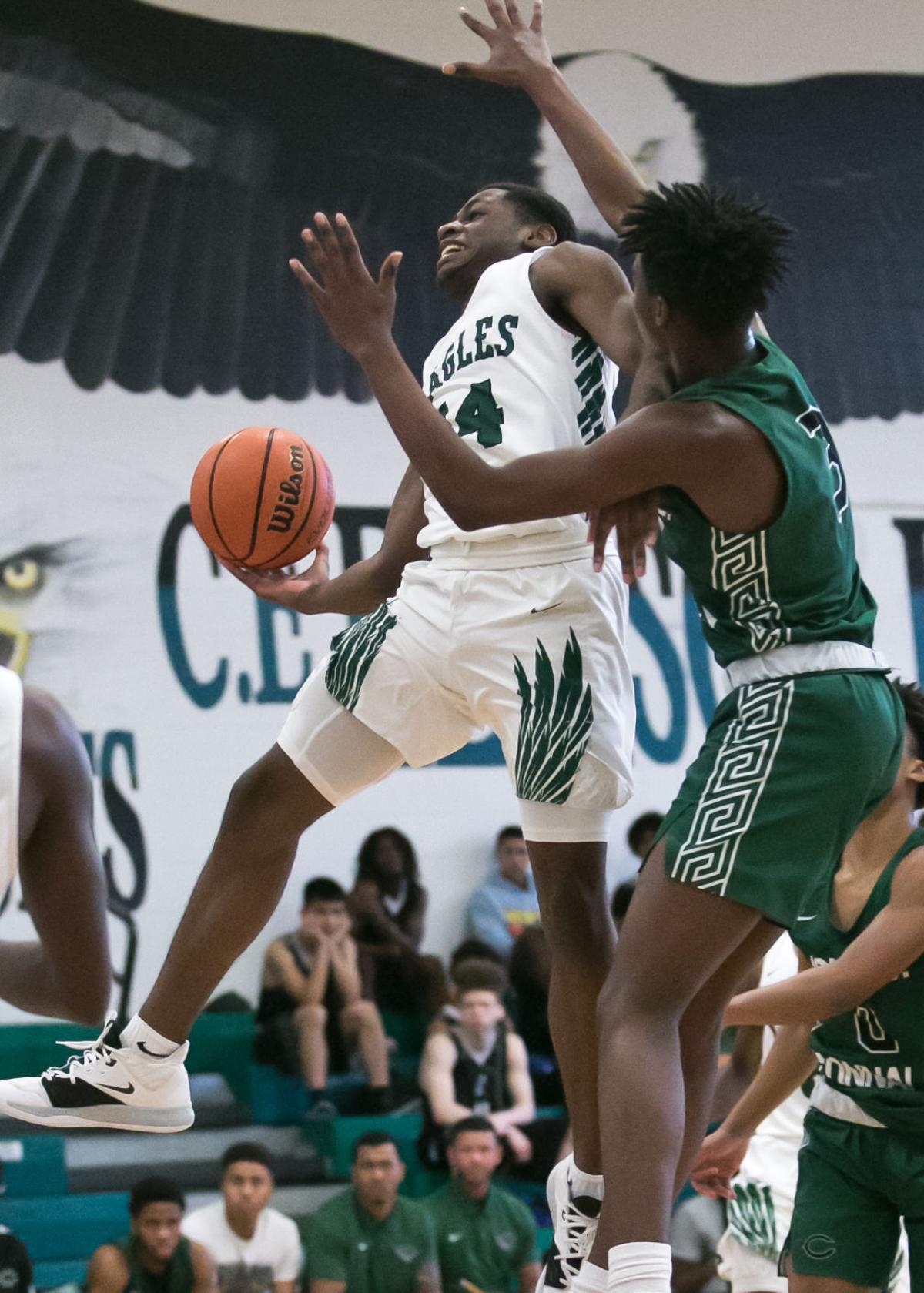 Pflugerville Connally vs. Ellison Boys Basketball