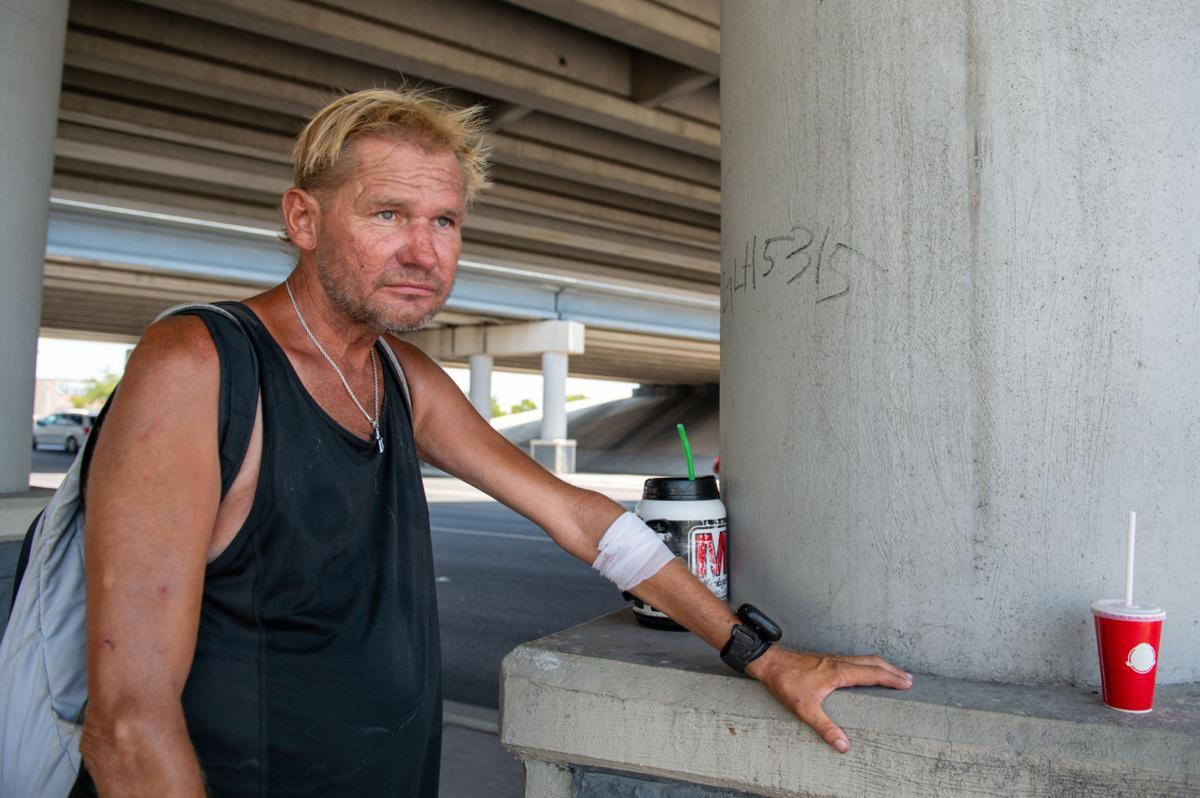 Homeless High Temperatures