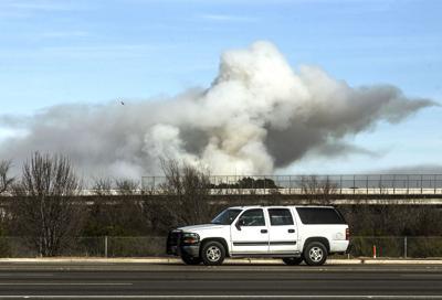 Fort Hood Smoke