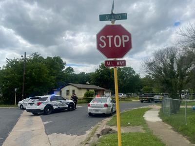 Poage Avenue Shooting