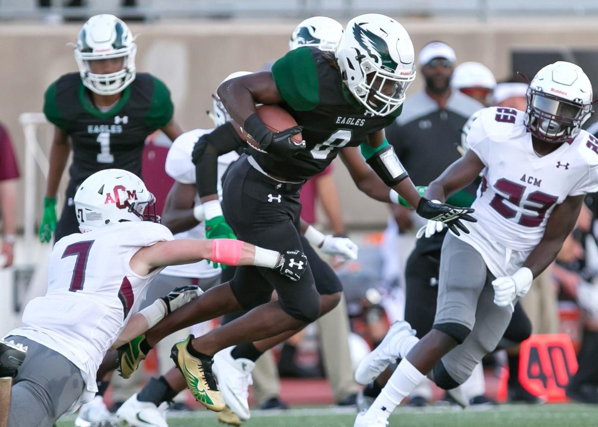 Ellison vs. A&M Consolidated Football-4