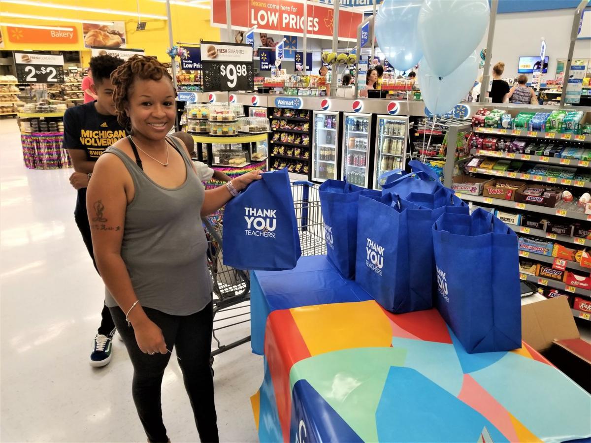 Walmart teachers 2