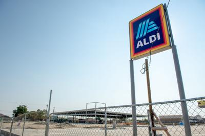 Aldi Grocery-Chain Expansion