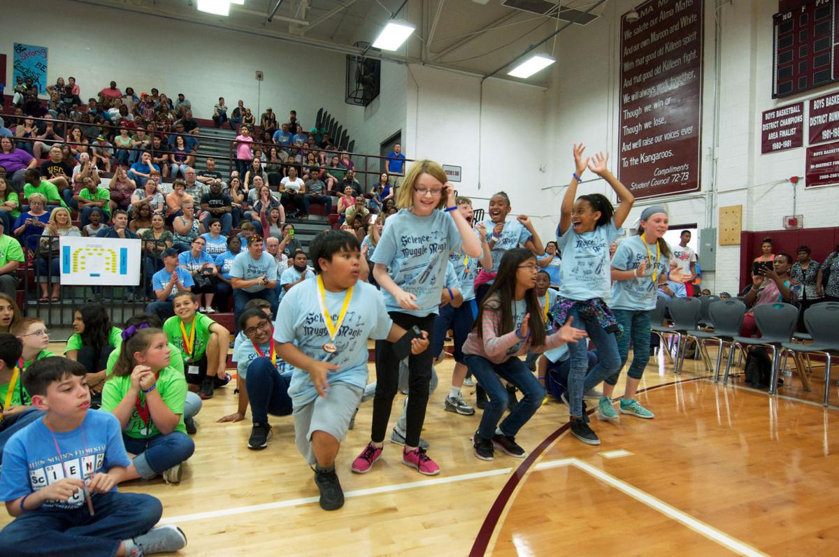 Elementary Science Olympiad