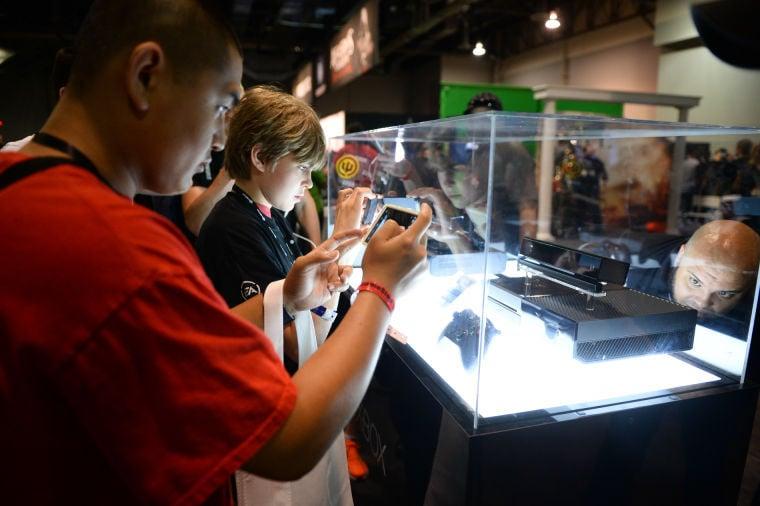 GameStop Expo