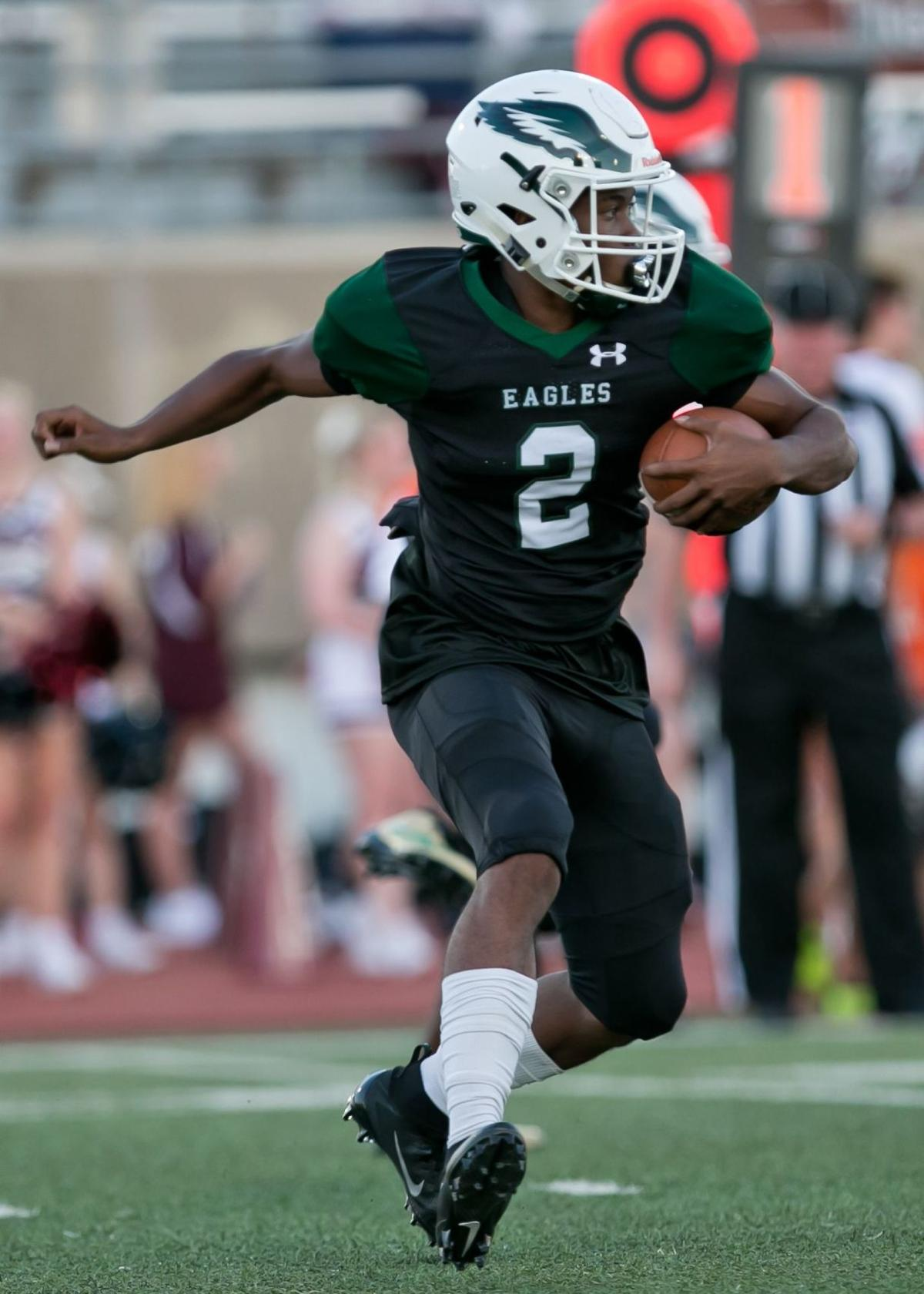 Ellison vs. A&M Consolidated Football-5