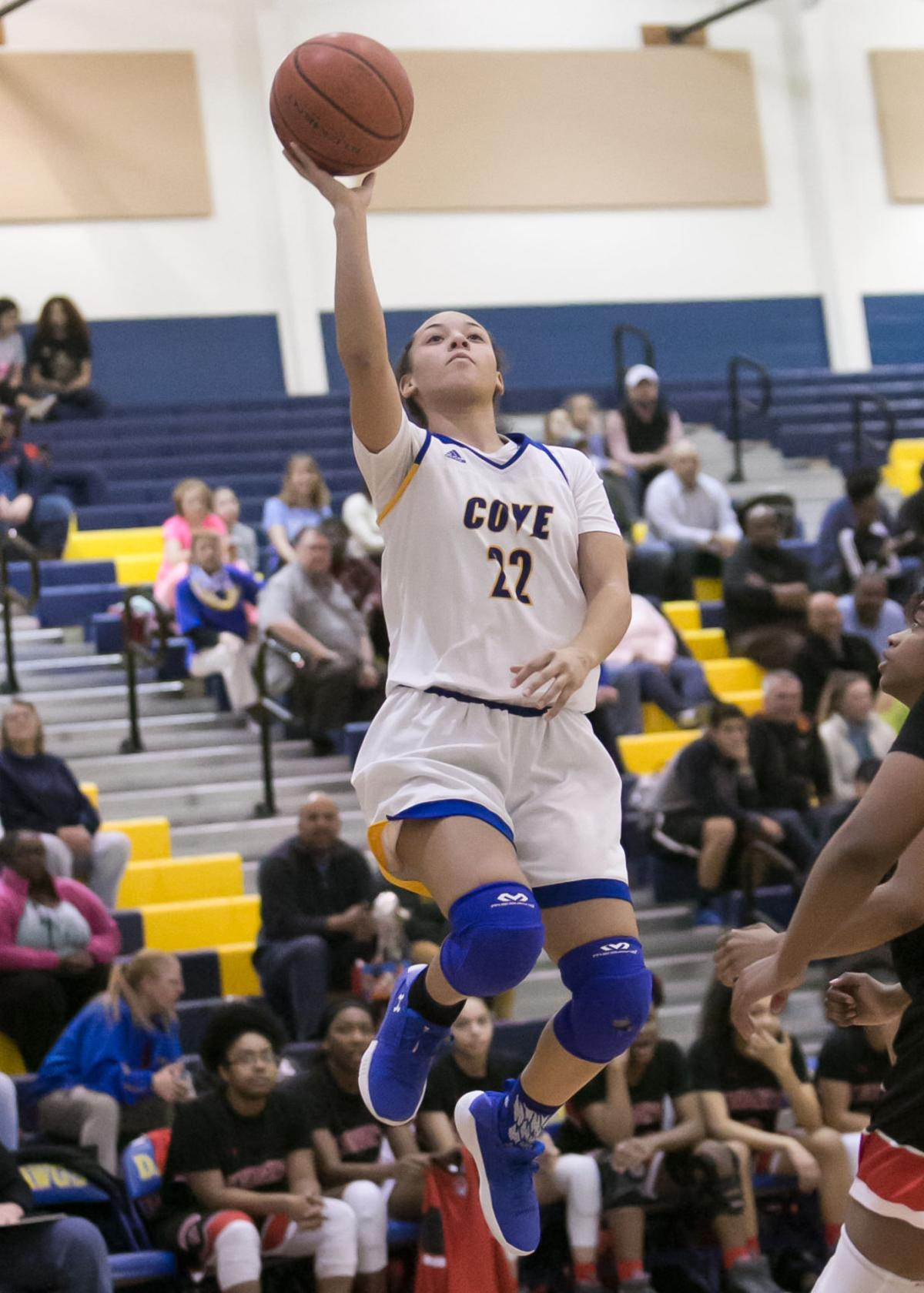 Harker Heights at Copperas Cove Girls Basketball