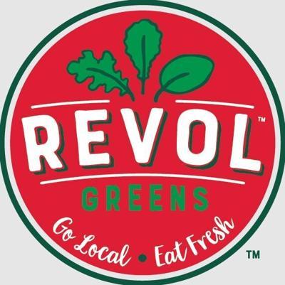 Revol Greens logo