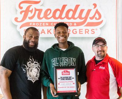Freddy's-KDHpressbox.com Player of the Week Casey Armour