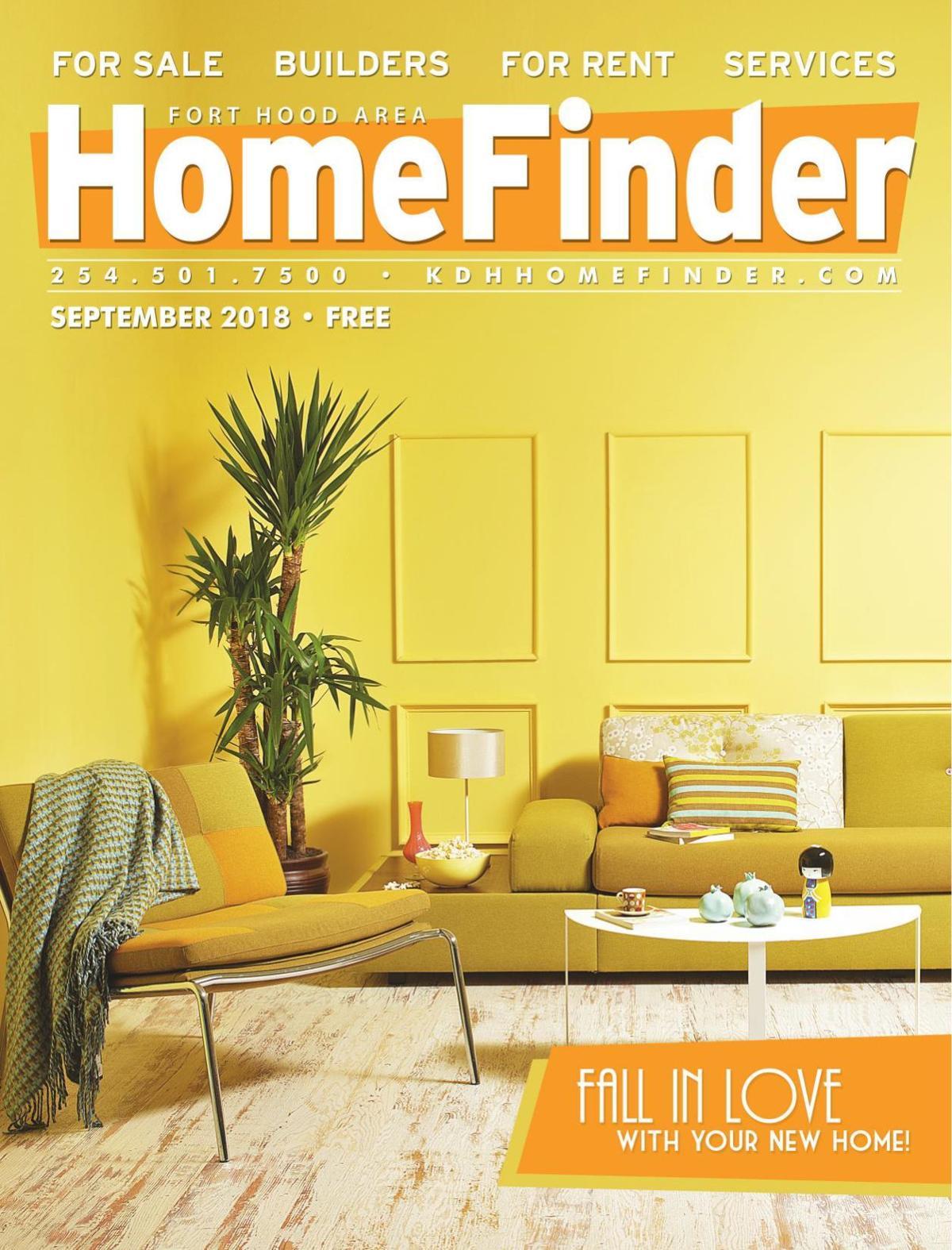 Homefinder September 2018