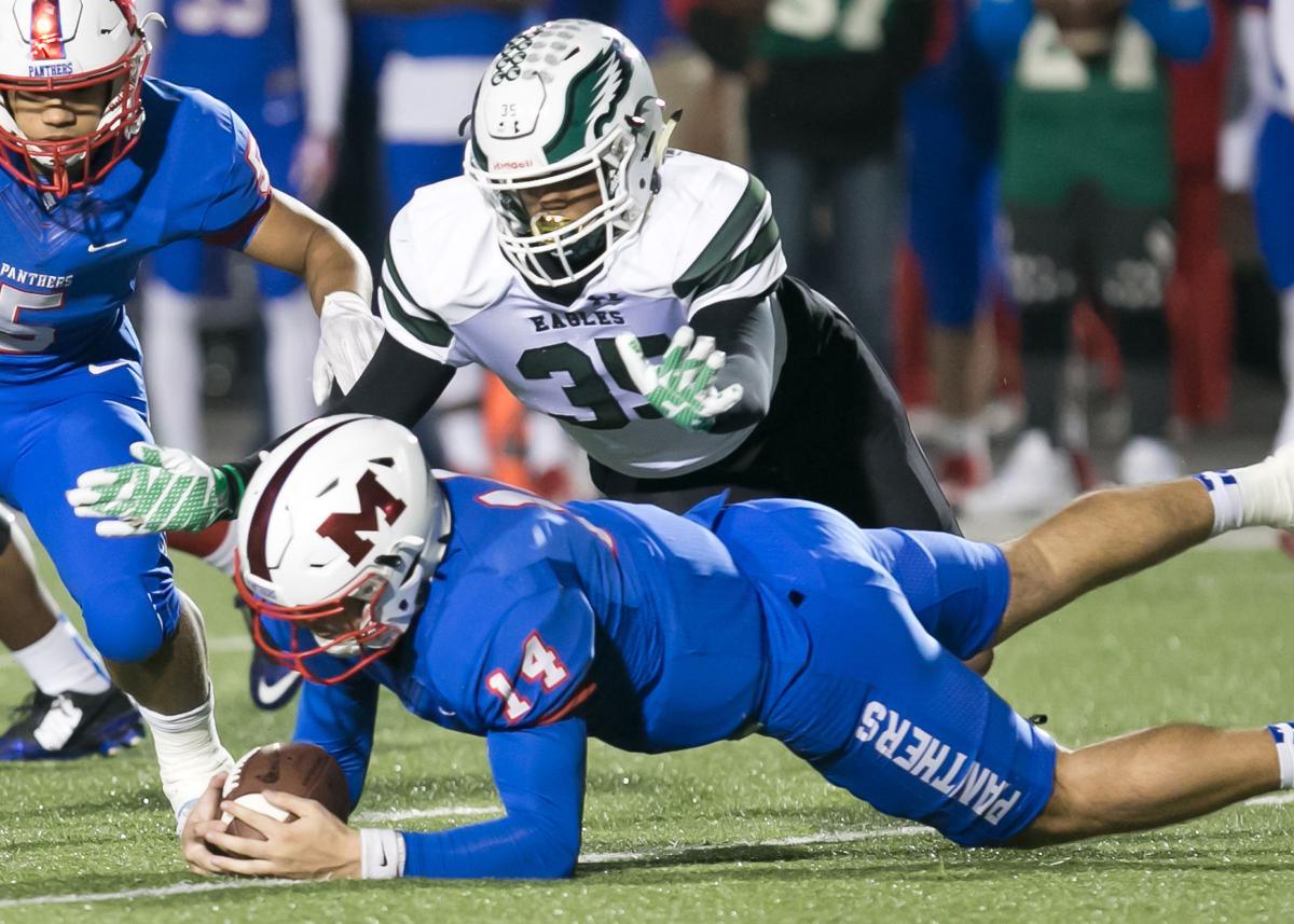 Ellison @ Waco Midway Football