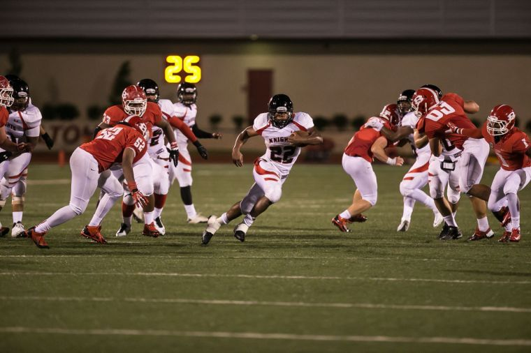 Belton 42, Harker Heights 38