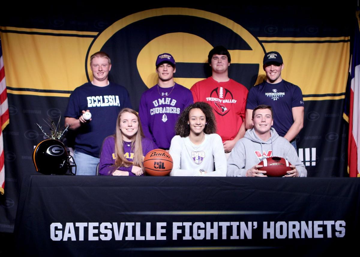 Gatesville Signing Day-1