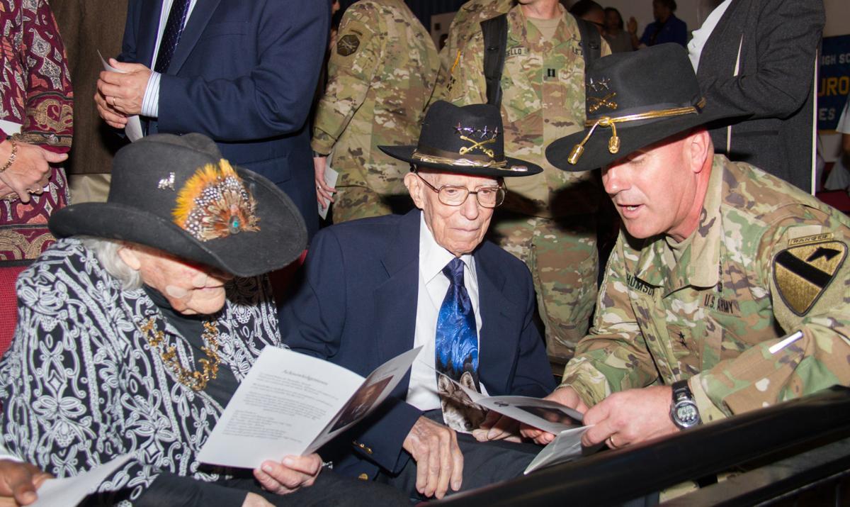 Retired Gen. Robert M. Shoemaker