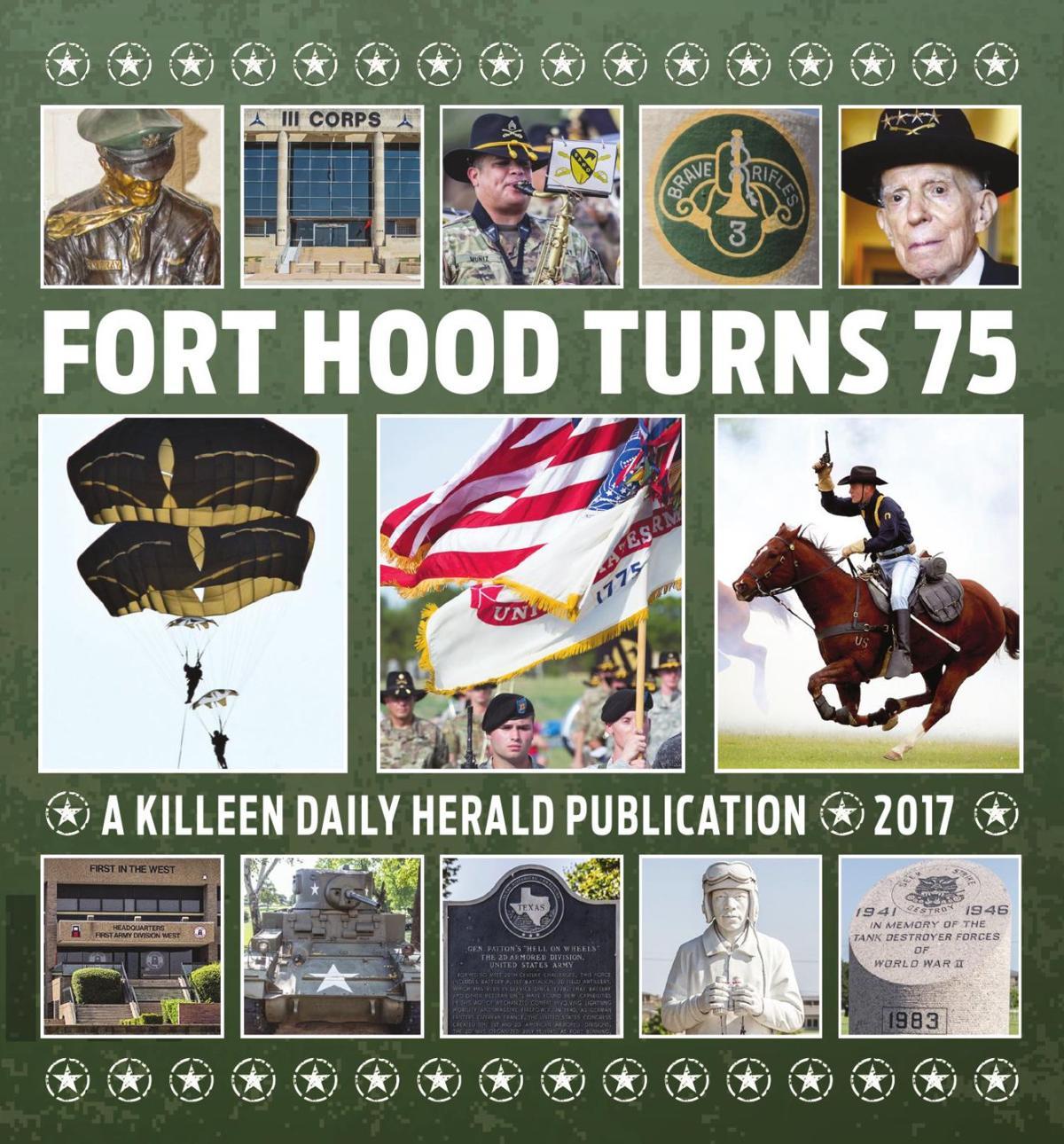Fort Hood 75th Birthday