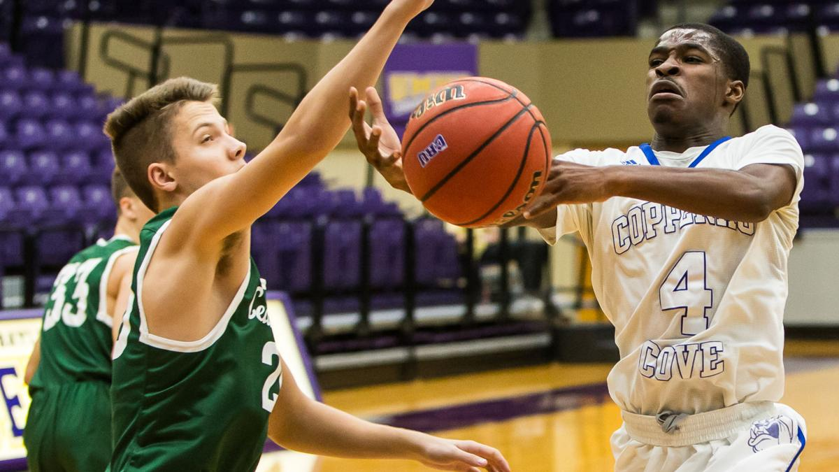 BOYS BASKETBALL: Big run sends Cove to 3-0 start with 70-59 win over Cedar Park at UMHB