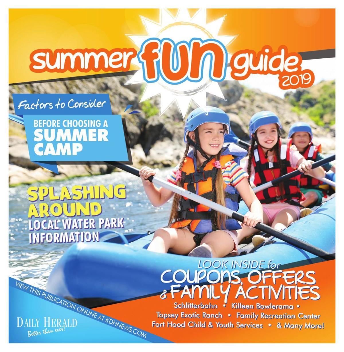 Summer Fun Guide 2019