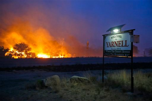 Yarnell Hill Fire