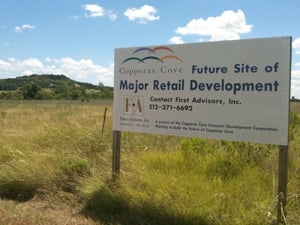 Cove EDC propose retail zoning