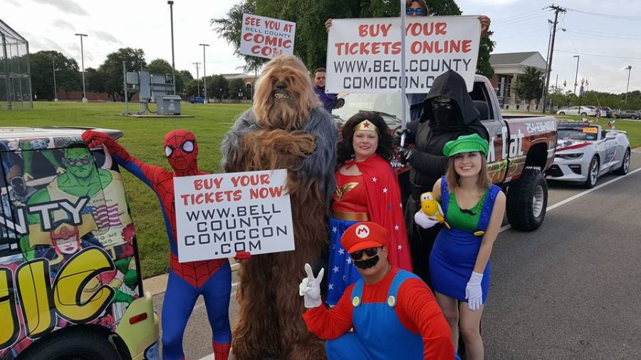 Bell County Comic Con