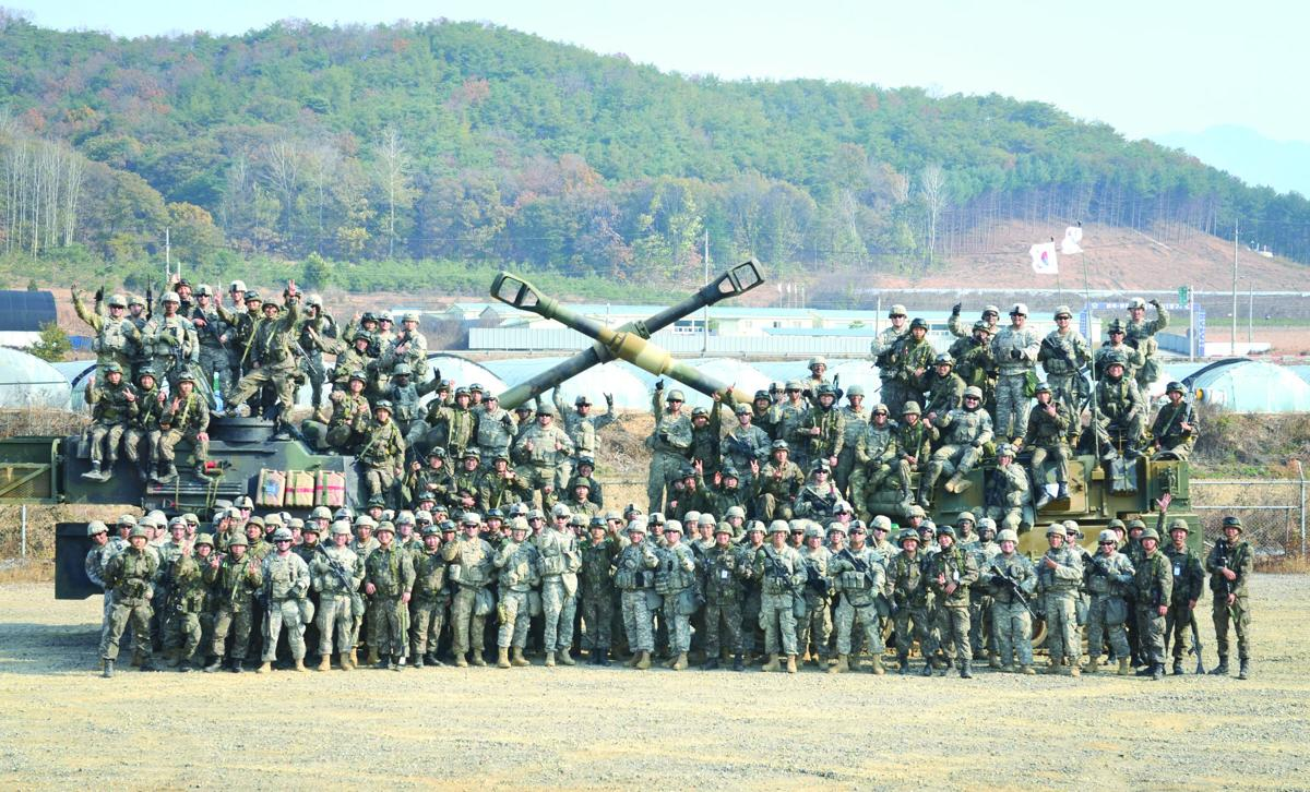 Korea rotation