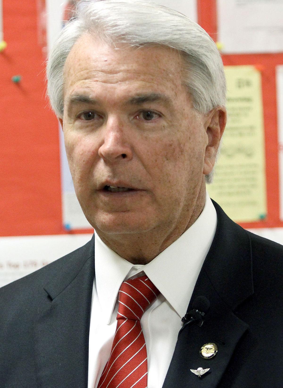 Jim Yeonopolus, chancellor of Central Texas College