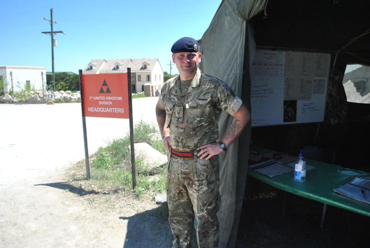 British unit