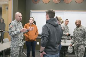 platoon sergeants