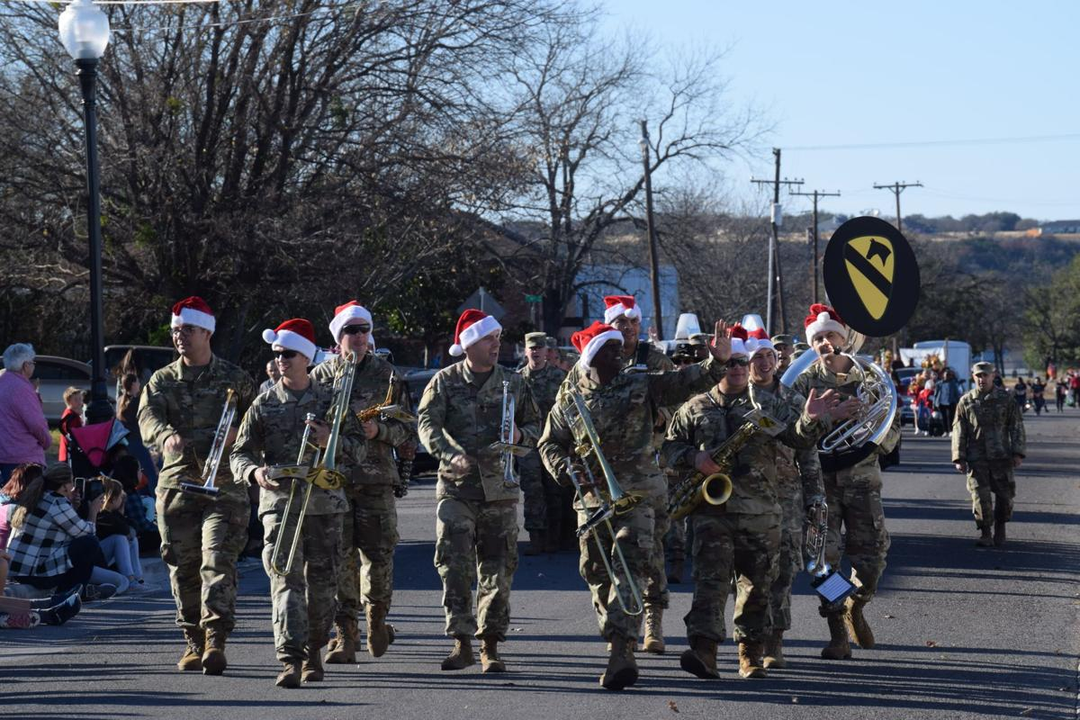 Copperas Cove Christmas Parade 2020 Cove Christmas parade marches in the holiday season | Local News