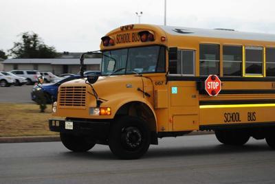 KISD school bus