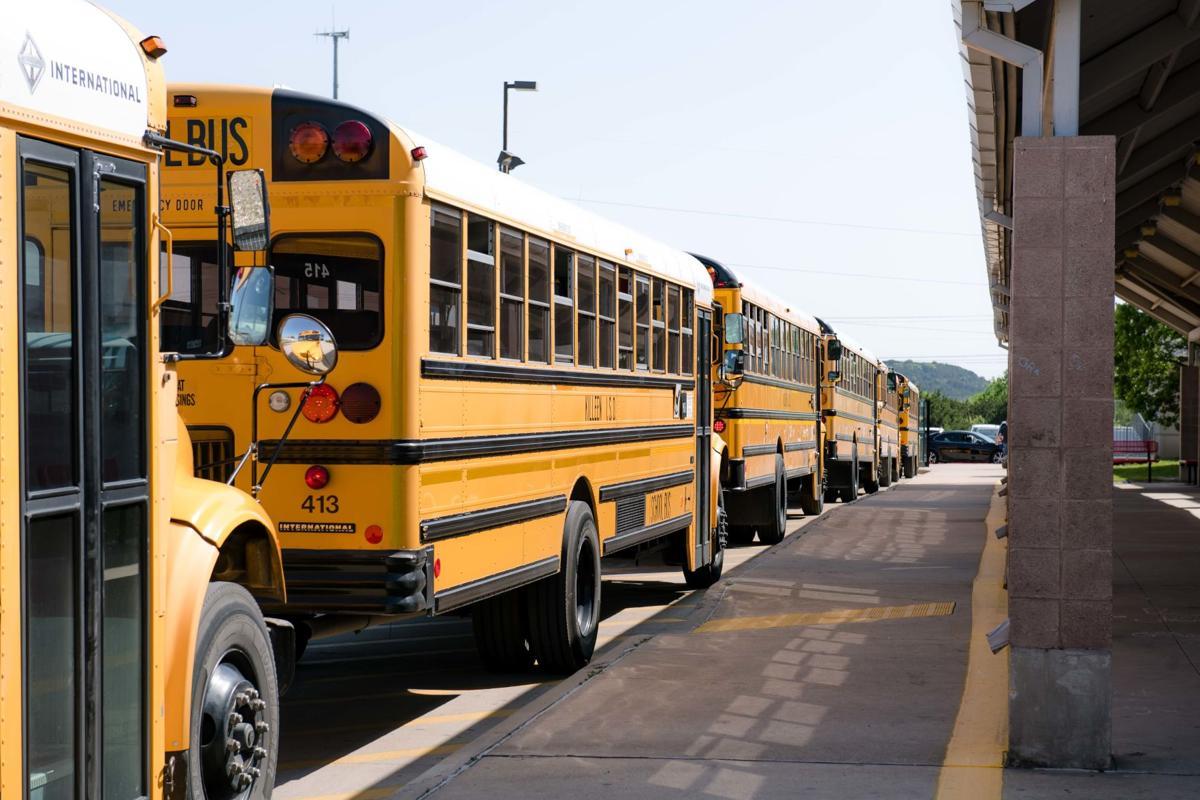KISD buses