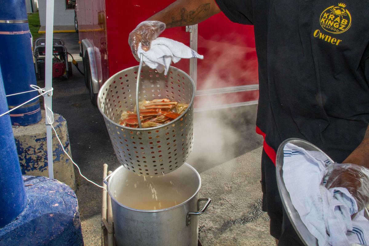 King Krab Food Truck