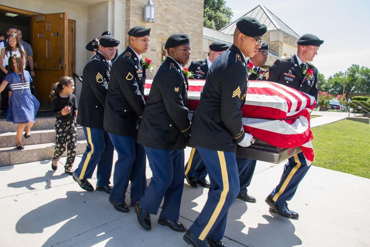 SSG Miguel Angel ColonVazquez Funeral