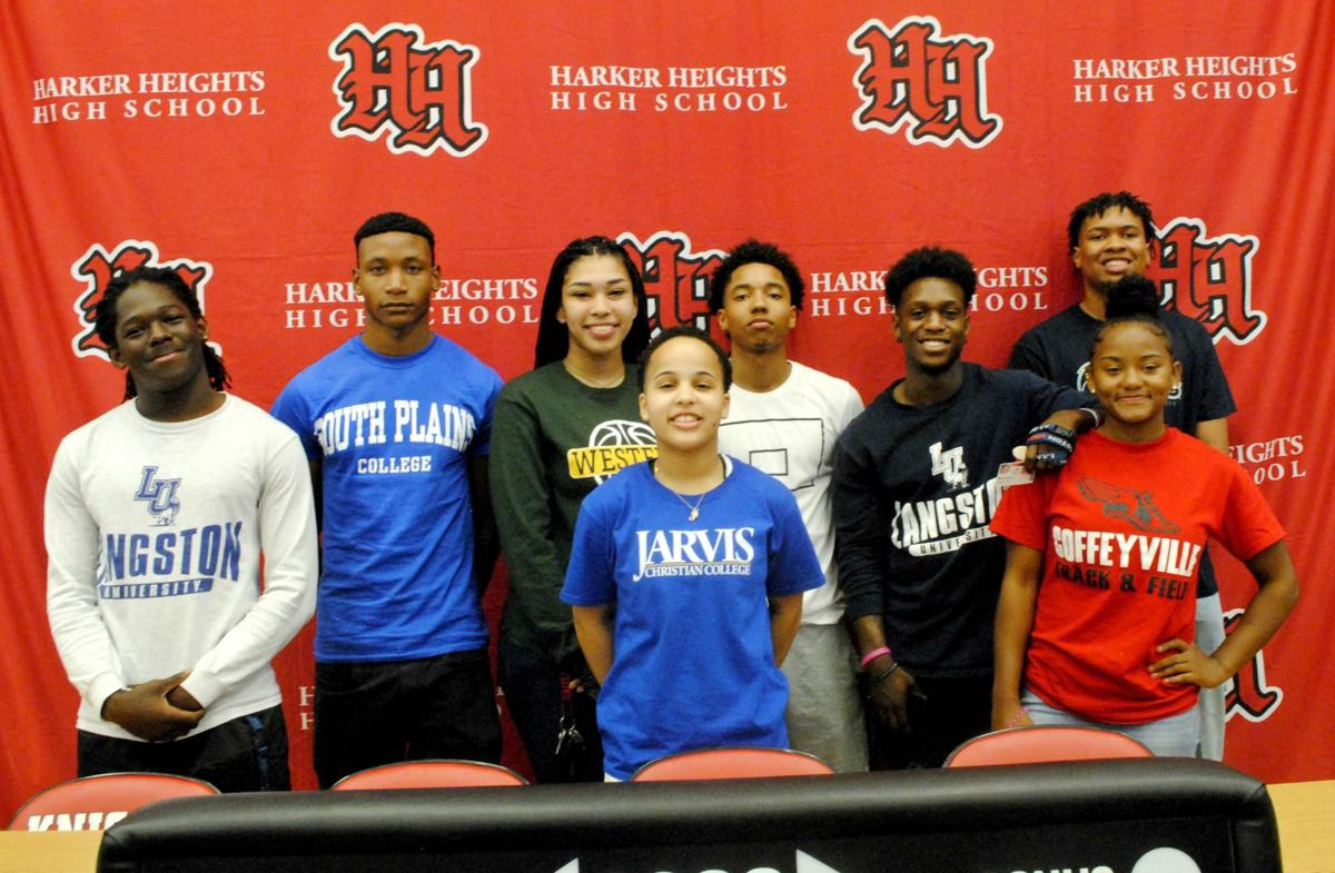 Heights Signings