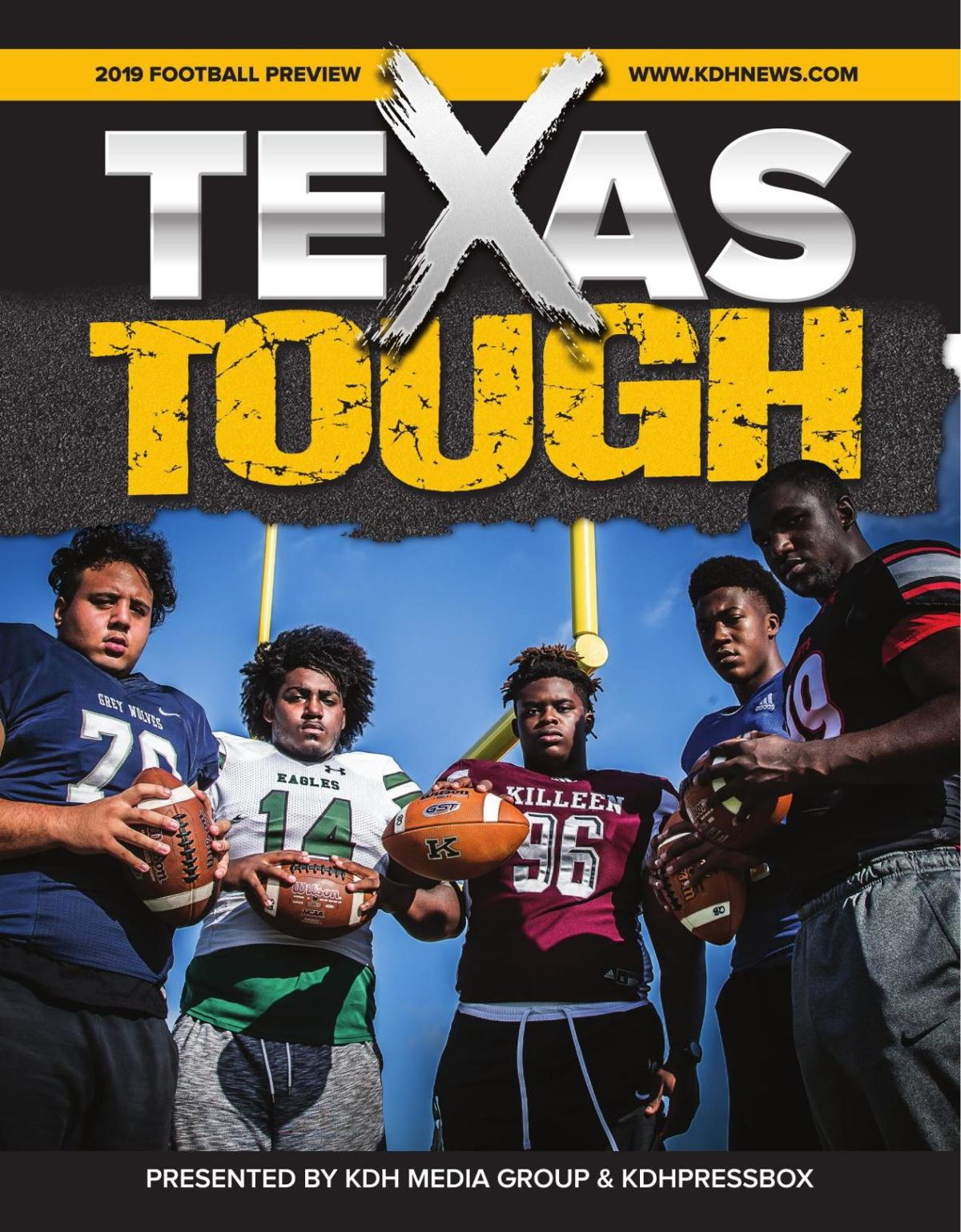 Texas Tough 2019