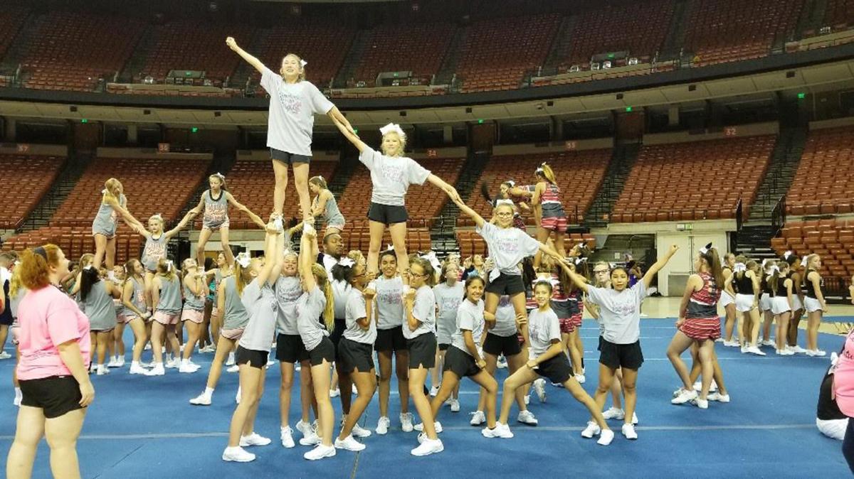 Universal Cheer Association camp