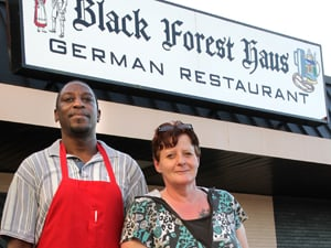Black Forest Haus serves up German fare
