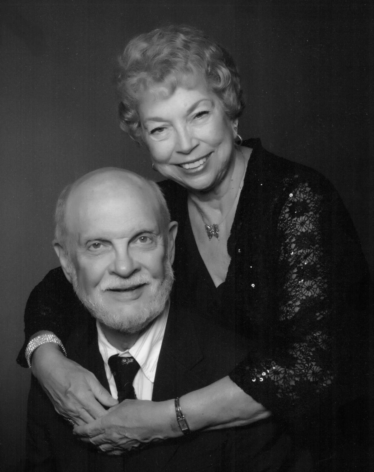 Dennis and Gretchen Williams