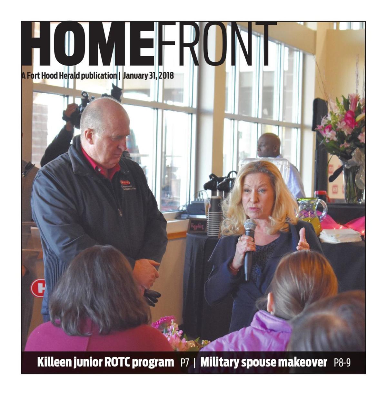 Homefront January 2018