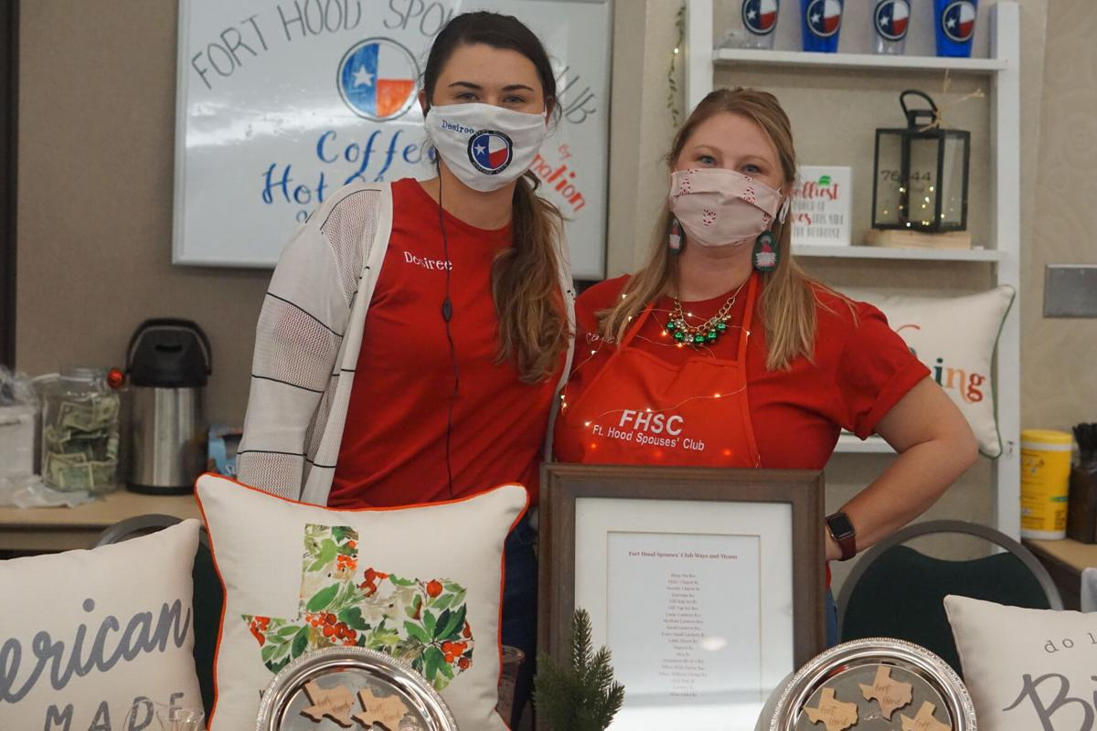 Spouses' Club Bazaar brings holiday cheer to Killeen | Across the