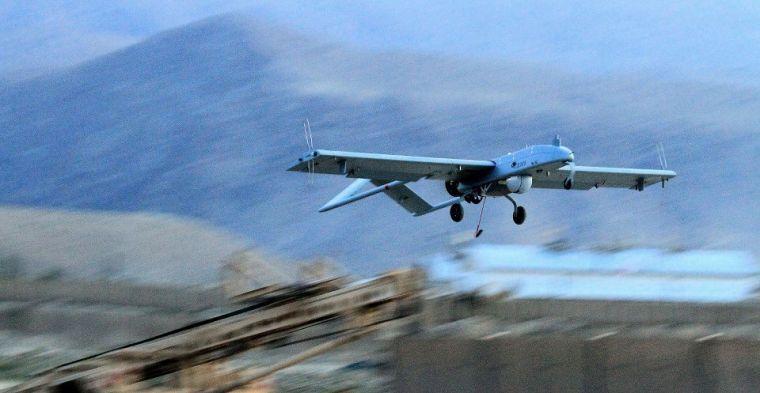 Shadow flies in Afghanistan