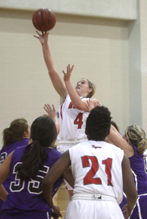 Girls Basketball: Belton v. Early