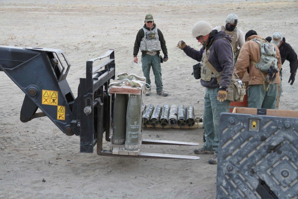 Demilitarization in Afghanistan